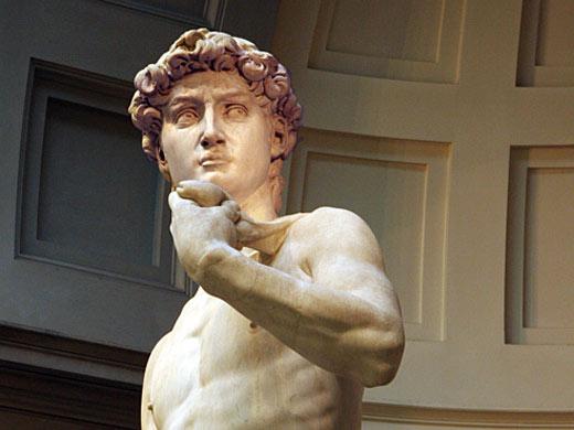 Michelangelo: David (Il Gigante)