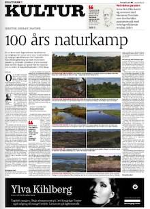 100 års naturkamp