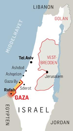 Halvhjertet Amerikansk Kurs Mod Israelske Bosaettelser Af Rune