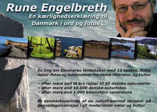 Danmarks er en kvinde - et danmarksportræt i ord og billeder af Rune Engelbreth Larsen