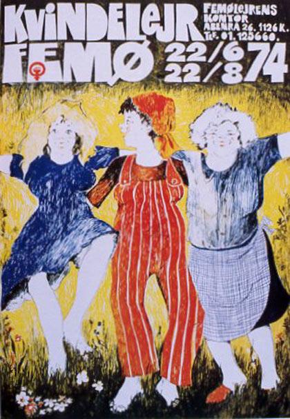 Danskhedens kvindelige tørklæder (af Rune Engelbreth Larsen)