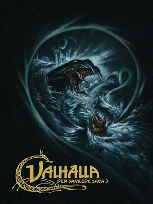 Peter Madsen: Valhalla nr. 3